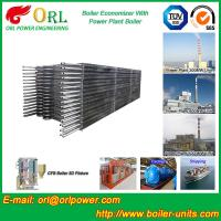 Power Station Boiler Stack Economizer / Steam Boiler Economizer Tubes Manufactures
