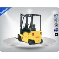 Quality 3 Ton All Terrain Articulated Forklift Truck No Noise For Height Rough Terrain for sale