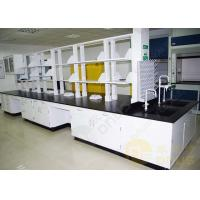 Fire Resistance Epoxy Lab Countertops 133.8lb / Ft3 Density Iso9001 Standard Manufactures