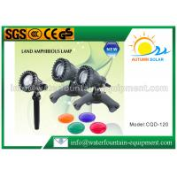 Amphibious Underwater Fountain Lights For Garden Pond 38° Beam CQD - 102C Manufactures