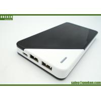 Ultra Slim Portable Cell Phone Charger 10000mAh Mobile Phone Battery Charger Manufactures