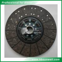 Man Heavy Truck Clutch Plate Pressure Plate 1878001152 Easy Assembly Manufactures