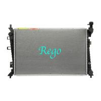 New Aftermarket 13087 Radiator fit Ford Focus 2008 2009 2010 2011 2.0 L4 Manufactures