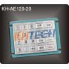 Self-service payment machine Metal keypad Manufactures