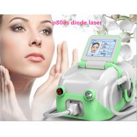 portable 808nm diode laser/ diode laser hair removal/ laser hair removal machine for sale Manufactures