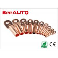 Buy cheap DT-50,70,120 inned Copper Cable Lug ,cable lugs types,cable terminal lug from wholesalers