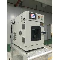 Mini Temperature Cycling Chamber Lab Application Customized Inner Tank Capacity Manufactures
