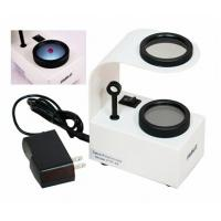 Table Polariscope for  Gemstone Tester with Conoscope and White LED Light Source  FTP-49 Manufactures