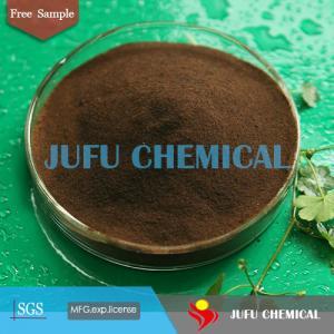 China Concrete Accelerator Chemical Admixture Sodium Lignin Sulphonate Factory Mn-3 on sale