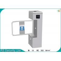 ID IC Reader Swing Barrier Gate Entrance Control Turnstile Gates Manufactures