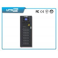100KVA - 200KVA Modular UPS Double Conversion Online UPS With Static Switch Manufactures