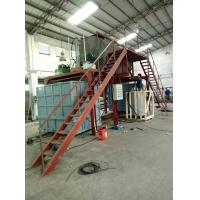 Buy cheap Waste Foam Reused Foam Recycling Machine , Sponge Rebound Foaming Making Machine from wholesalers