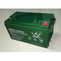 Quality 60ah Sealed Lead Acid Batteries 12v High Rate Discharge Valve Regulated Battery for sale