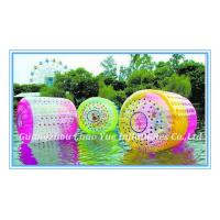 Durable Water Blow Up Toys Inflatable Roller Ball With 1.0mm PVC (CY-M2126) Manufactures