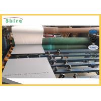High Adhesion Mirror Safety Backing Film Milk White Protective Film Manufactures