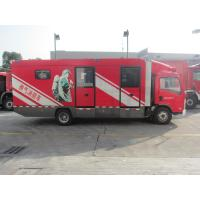Powerful Gas Supply Fire Truck 10 Ton Manufactures