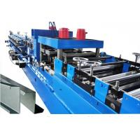 Quality 100-300 mm C Z Purlin Roll Forming Machine Of Galvanized Steel Strip or Carbon Steel Use Rexroth Bosch Valve for sale