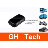 Wireless car gps tracker system 4200MAh 82 hours continuous working no installing sos panic button gps tracker Manufactures