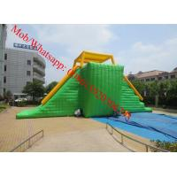 water tower inflatable water tower with launch blob Manufactures