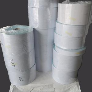 hot melt gule adhesive mirror kote sticker paper Manufactures