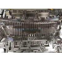 Injection Plastic Auto Parts Mould For Attractive Finished Plastic Front Grille Manufactures