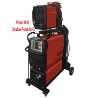 Double / Single Aluminum Welding Machine MIG500P 50 60Hz Frequency Manufactures