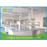 Multi Function ESD Worktop Modular Lab Benches With Sinks For Physical Laboratory Manufactures