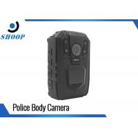 Quality 4G 1080P Portable Police Force Tactical Body Camera For Civilians IP67 for sale
