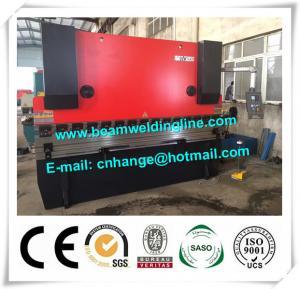 Buy cheap WC67Y Sheet Metal Press Brake , 80 Tons NC Press Brake For Steel Plate from wholesalers