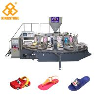 Energy Saving PVC PCU Slipper Making Machine For Children's Cartoon Shoe Slipper Sandal Sole Manufactures