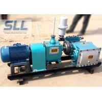 Easy Move Cement Mud Slurry Pump Long Service Life 32 - 150 L/Min Flow Output Manufactures