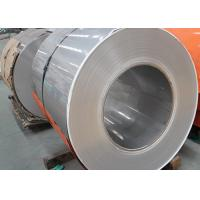 Quality Decorative Effect 304 Stainless Steel Coil 2B BA Finish For Pressure Vessels for sale