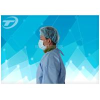 Nonwoven Disposable Surgical Gowns / Surgical Scrub Suits CE And ISO Manufactures