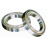 Single row Automotive angular contact thrust ball bearing 7000A 7200 / 7303C series Manufactures