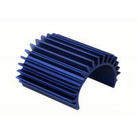 Industrial LED Aluminium Heat Sink Profiles Colourful High Efficiency Enclosure Manufactures