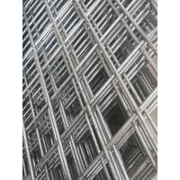 Quality Welded Wire Mesh Panel Hot Dipped Galvanized Welded Fence Panel 4 Inch Aperture for sale