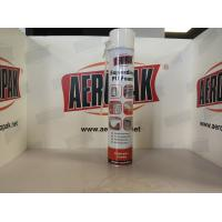 750ml High Temp Pu Foam Sealant Noise Resistant For Insulating Building Seam Manufactures
