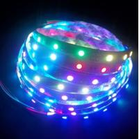 60leds/m Digital led strip light with magic dream color Manufactures