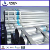 China High Quality Steel Galvanized Pipes for Greenhouse Supplier in China on sale