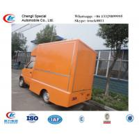 Quality hot sale jinbei food truck, Chinese brand mobile food truck for snacks, vending sales van,Jjin bei mobile vending truck for sale