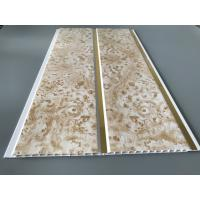 Pvc Cladding Bathroom Wall Panels 7mm Thickness Manufactures