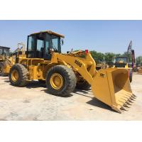 China Used Cat 950g Wheel Loader 3-4.5m3 Bucket Capacity , Caterpillar Front End Loader on sale