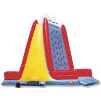 Amusement Park Inflatable Sports Games Children Inflatable Rock Climbing Wall Manufactures