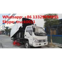 HOT SALE! best price forland 4*2 RHD mini street sweeper truck, 2017s totally new forland road claning vehicles for sale Manufactures