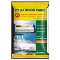 Quality Car Wash Powder OPS Concentrated Car Wash Detergent Wipe Free Car Wash Shampoo for sale