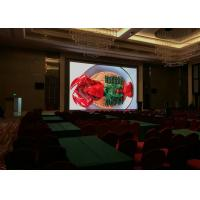 Full Color P3 SMD Indoor LED Displays Signs / RGB Curtain LED Screen For TV Show Manufactures