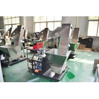 Plastic Bottle Cap Slitting Machine High Speed Full Automatic 1800*1650*1450 Manufactures