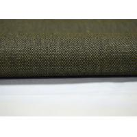 Recycle Natural Cotton Canvas Material Outstanding Color Fastness Manufactures