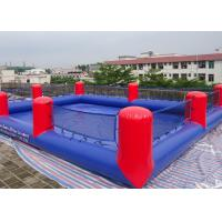 Purple Inflatable Sports Games / Inflatable Prize Ring Sports Equipment for Children or Adult Manufactures