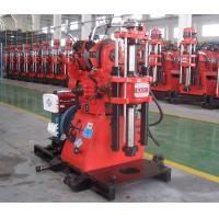Hydraulic Chuck Core Drill Rig Mechanical Drive , Core Drilling Equipment Manufactures